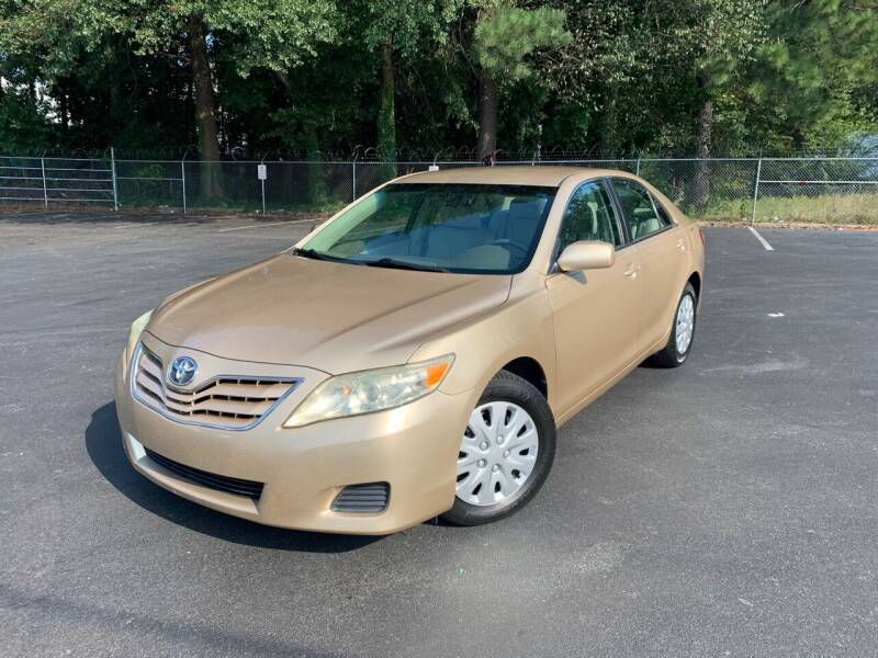 2011 Toyota Camry for sale at Elite Auto Sales in Stone Mountain GA