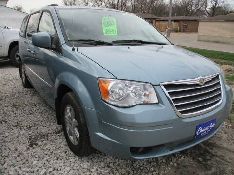 2010 Chrysler Town and Country for sale at Choice Auto in Carroll IA