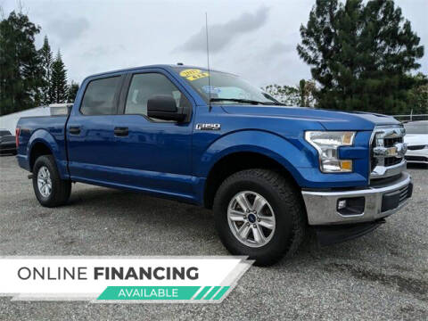 2017 Ford F-150 for sale at Car Spot Of Central Florida in Melbourne FL