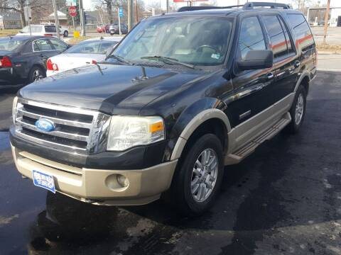 2007 Ford Expedition for sale at Premier Auto Sales Inc. in Newport News VA