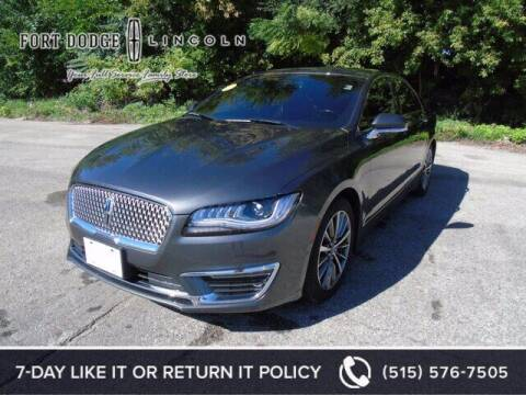 2019 Lincoln MKZ for sale at Fort Dodge Ford Lincoln Toyota in Fort Dodge IA