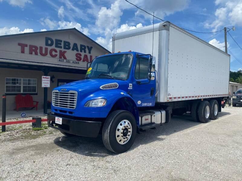 2016 Freightliner M2 106V for sale in Sanford, FL