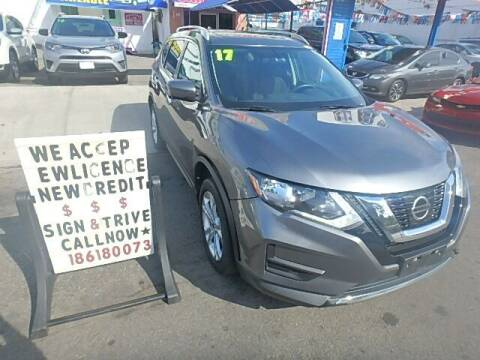 2017 Nissan Rogue for sale at 4530 Tip Top Car Dealer Inc in Bronx NY