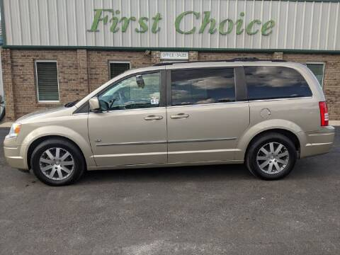 2009 Chrysler Town and Country for sale at First Choice Auto in Greenville SC