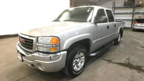 2006 GMC Sierra 1500 for sale at Waconia Auto Detail in Waconia MN
