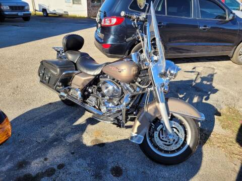 2005 Harley Davidson Roadking for sale at COLLECTABLE-CARS LLC - Classics & Collectables in Nacogdoches TX