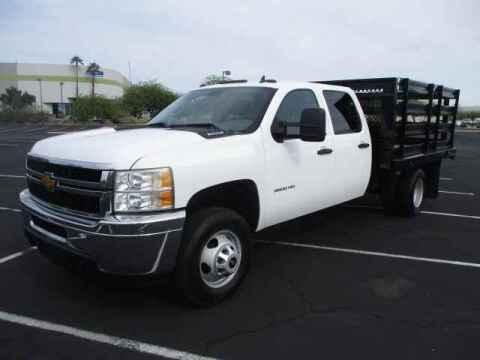 2014 Chevrolet Silverado 3500HD for sale at Corporate Auto Wholesale in Phoenix AZ