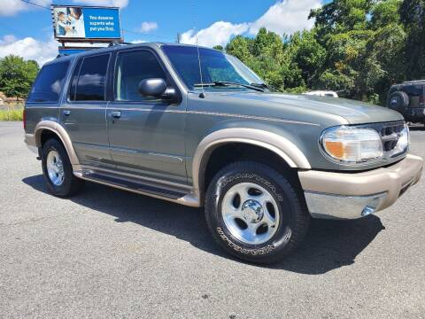 1999 Ford Explorer for sale at Brown's Used Auto in Belmont NC