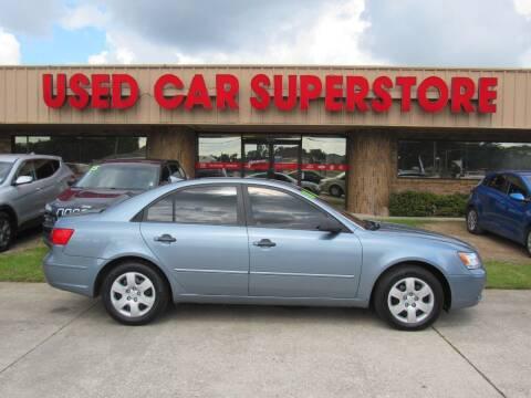 2010 Hyundai Sonata for sale at Checkered Flag Auto Sales NORTH in Lakeland FL