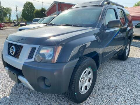 2010 Nissan Xterra for sale at VAUGHN'S USED CARS in Guin AL