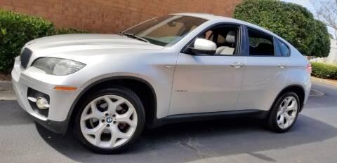 2011 BMW X6 for sale at RPM Exotic Cars in Atlanta GA