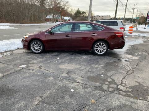 2013 Toyota Avalon for sale at Mike's Auto Sales in Westport MA