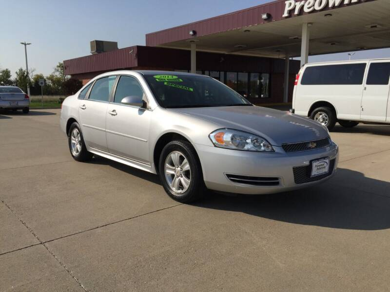 2014 Chevrolet Impala Limited LS Fleet 4dr Sedan - Urbandale IA