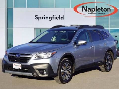 2020 Subaru Outback for sale at Napleton Autowerks in Springfield MO