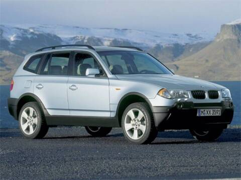 2004 BMW X3 for sale at Michael's Auto Sales Corp in Hollywood FL