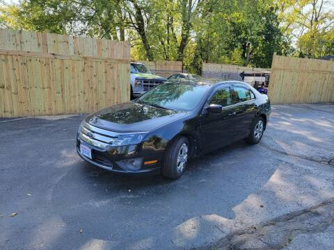 2010 Ford Fusion for sale at Big Deal LLC in Whitewater WI