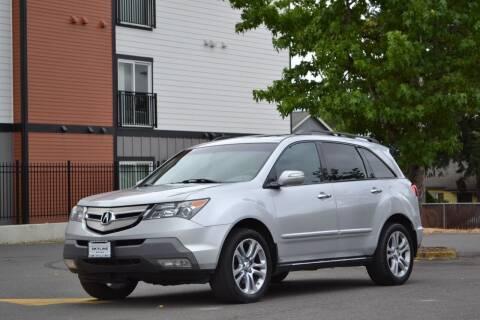2008 Acura MDX for sale at Skyline Motors Auto Sales in Tacoma WA