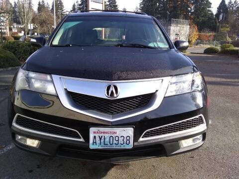 2011 Acura MDX for sale at Seattle Motorsports in Shoreline WA