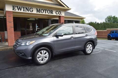 2013 Honda CR-V for sale at Ewing Motor Company in Buford GA