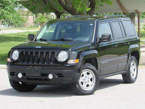 2016 Jeep Patriot for sale at Highland Luxury in Highland IN