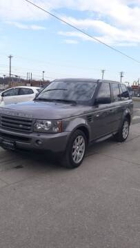 2009 Land Rover Range Rover Sport for sale at 1A Auto Mart Inc in Smyrna TN