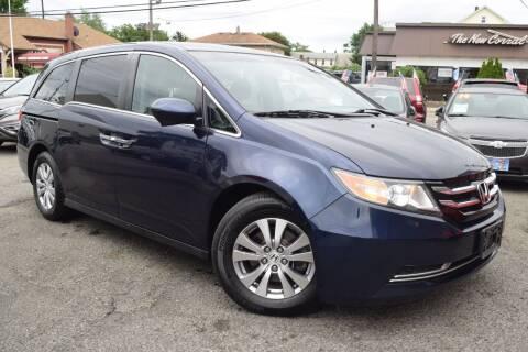 2014 Honda Odyssey for sale at VNC Inc in Paterson NJ