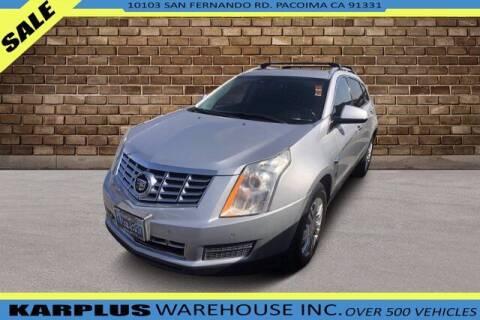 2014 Cadillac SRX for sale at Karplus Warehouse in Pacoima CA
