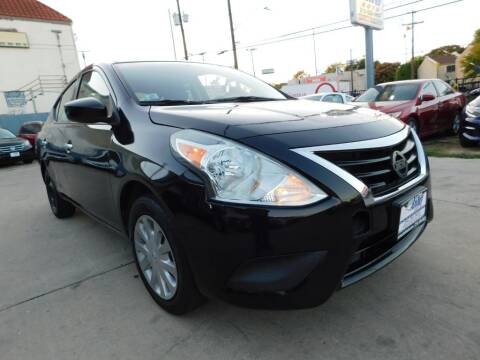2016 Nissan Versa for sale at AMD AUTO in San Antonio TX
