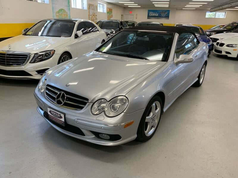2004 Mercedes-Benz CLK for sale at Newton Automotive and Sales in Newton MA