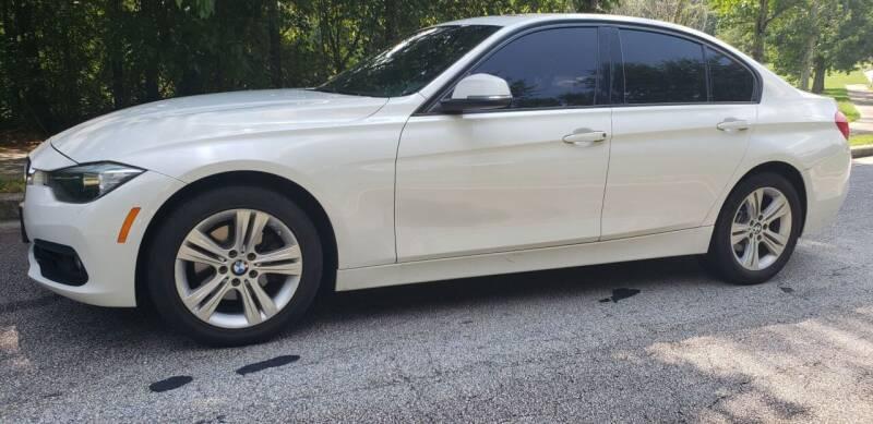2016 BMW 3 Series for sale at Chris Motors in Decatur GA