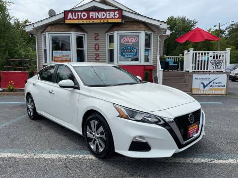 2020 Nissan Altima for sale at Auto Finders Unlimited LLC in Vineland NJ