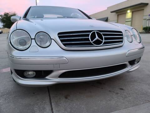 2002 Mercedes-Benz CL-Class for sale at Monaco Motor Group in Orlando FL