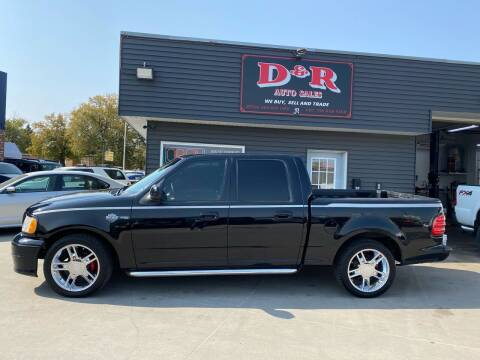 2001 Ford F-150 for sale at D & R Auto Sales in South Sioux City NE