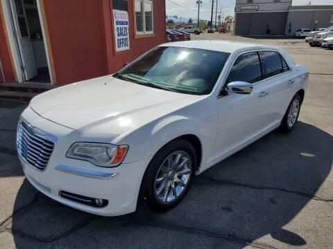 2013 Chrysler 300 for sale at Curtis Auto Sales LLC in Orem UT