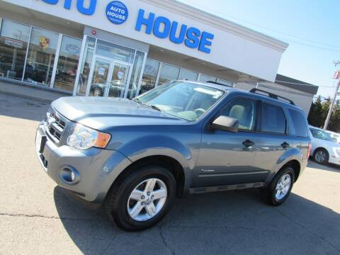 2010 Ford Escape Hybrid for sale at Auto House Motors in Downers Grove IL