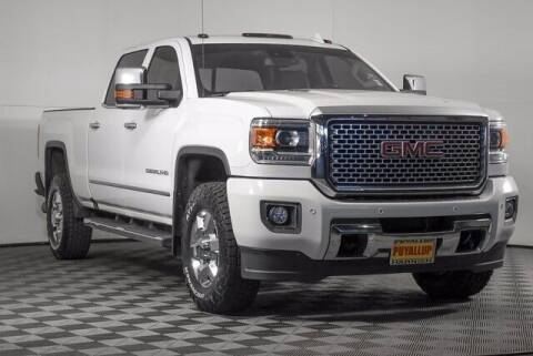 2016 GMC Sierra 3500HD for sale at Chevrolet Buick GMC of Puyallup in Puyallup WA