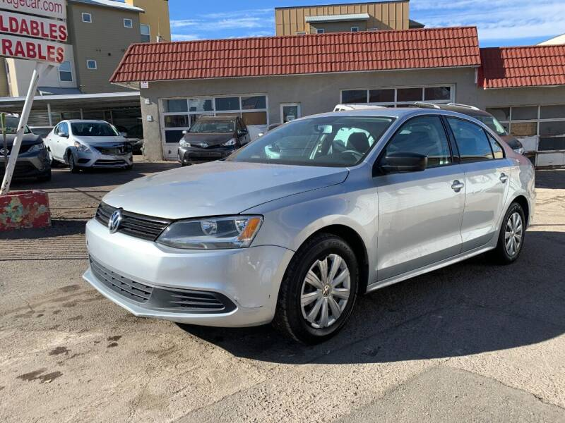 2014 Volkswagen Jetta for sale at STS Automotive in Denver CO