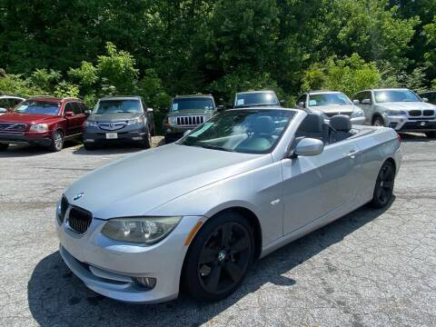 2011 BMW 3 Series for sale at Car Online in Roswell GA
