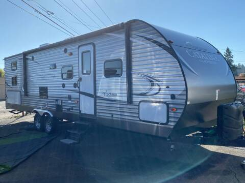 2016 Coachmen Catalina for sale at Universal Auto INC in Salem OR