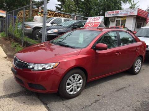 2012 Kia Forte for sale at White River Auto Sales in New Rochelle NY