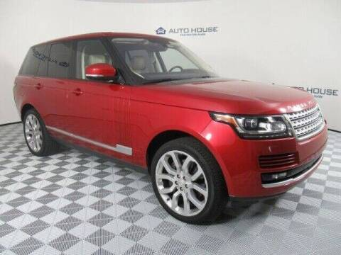 2014 Land Rover Range Rover for sale at MyAutoJack.com @ Auto House in Tempe AZ