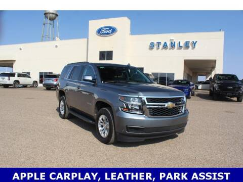 2020 Chevrolet Tahoe for sale at STANLEY FORD ANDREWS in Andrews TX