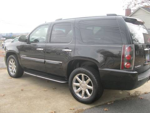 2007 GMC Yukon for sale at Catawba Valley Motors in Hickory NC