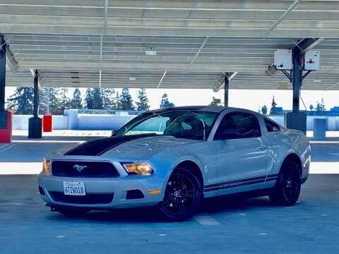 2010 Ford Mustang for sale at Car Hero LLC in Santa Clara CA