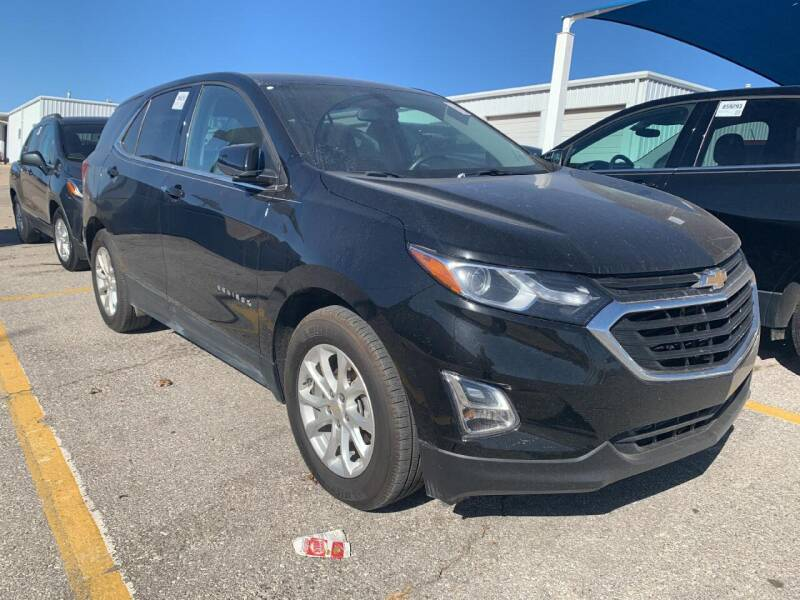 2018 Chevrolet Equinox for sale at JOHN HOLT AUTO GROUP, INC. in Chickasha OK
