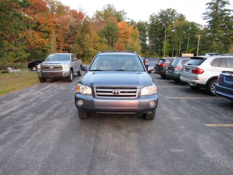 2007 Toyota Highlander for sale at Heritage Truck and Auto Inc. in Londonderry NH