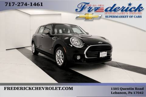 2017 MINI Clubman for sale at Lancaster Pre-Owned in Lancaster PA