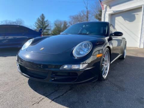 2008 Porsche 911 for sale at SOUTH SHORE AUTO GALLERY, INC. in Abington MA