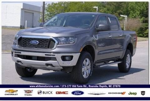 2021 Ford Ranger for sale at WHITE MOTORS INC in Roanoke Rapids NC