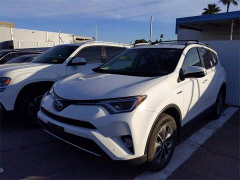 2017 Toyota RAV4 Hybrid for sale at Camelback Volkswagen Subaru in Phoenix AZ